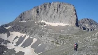 Νεκρός ο αγνοούμενος ορειβάτης στον 'Ολυμπο