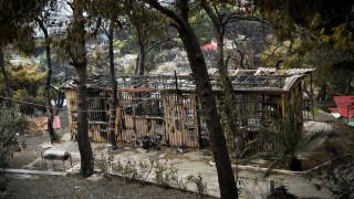 Φωτιά Αττική: «Στάχτη» τουλάχιστον 211 σπίτια σε Μάτι και Νέο Βουτζά, ζημιές σε άλλα 234