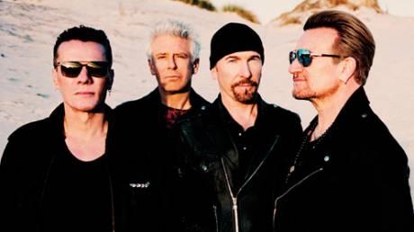 U2 & Lady Gaga πρωταθλητές στην αρένα των συναυλιών για το Billboard