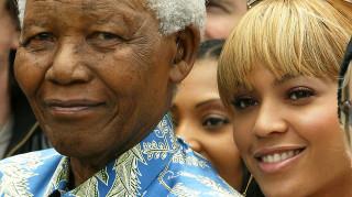 Mandela 100: Beyonce και Jay-Z στην επετειακή συναυλία για έναν αιώνα Νέλσον Μαντέλα
