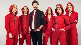 Netflix: το La Casa de Papel φέρνει τον κολοσσό του streaming στην Ευρώπη-τα πλάνα για Ελλάδα