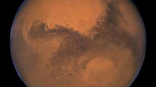 Λίμνη νερού βρέθηκε στον Κόκκινο Πλανήτη