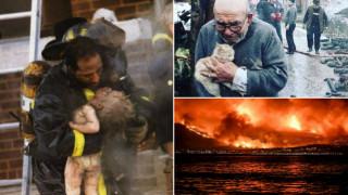 Γιατί το διαδίκτυο «γεμίζει» με ψεύτικες φωτογραφίες μετά από κάθε τραγωδία