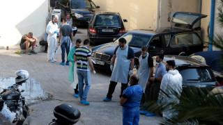 Πύρινος όλεθρος: Στο νεκροτομείο Αθηνών η επόμενη πράξη της τραγωδίας (vid)