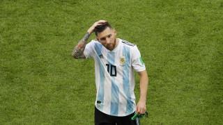 Η απόφαση του Μέσι για την Εθνική Αργεντινής
