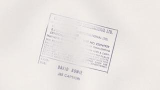 Ντέιβιντ Μπάουι: από ένα καλάθι ψωμί στο σφυρί η πρώτη ηχογράφηση του 16χρονου Ziggy