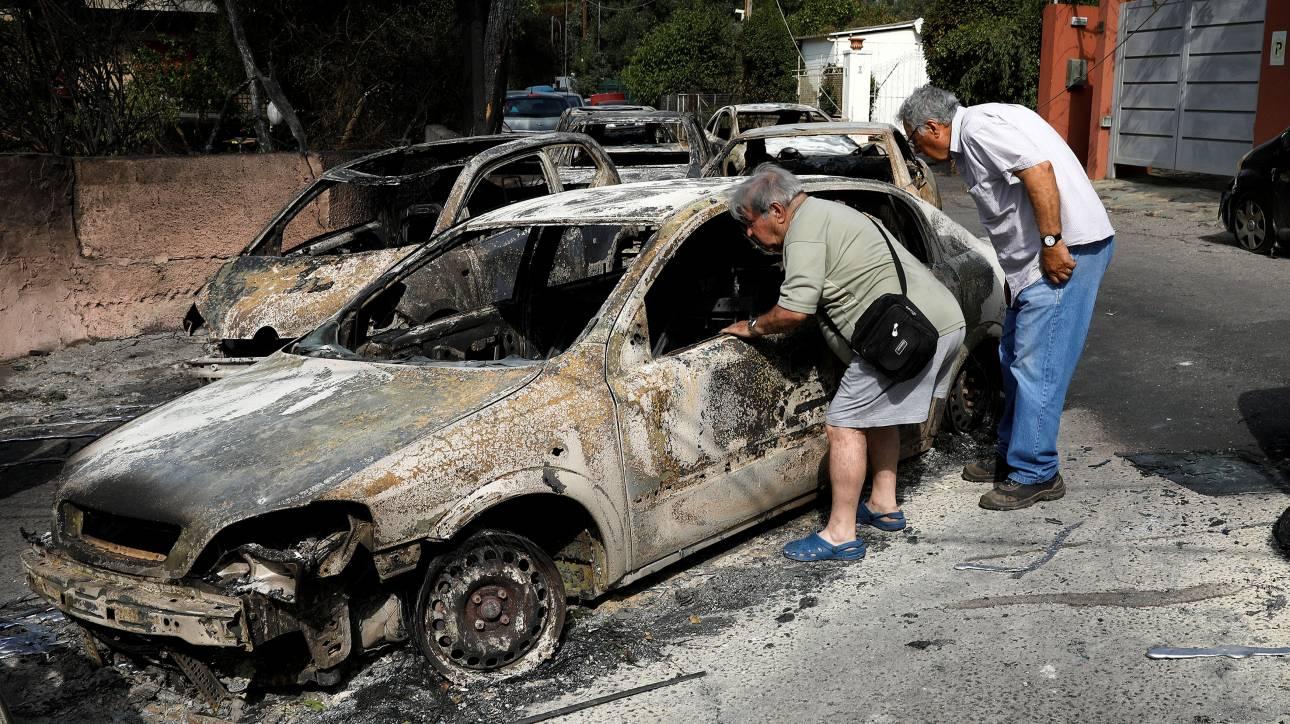 Αποκάλυψη CNN Greece: Παραλίγο 500 οδηγοί νεκροί από τη φωτιά – η σωτήρια κίνηση της ΕΛ.ΑΣ