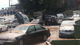 Πλημμύρες στα βόρεια προάστια