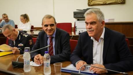 Τόσκας και Καπάκης διαβεβαίωναν στη Βουλή ότι η Αττική είναι οχυρωμένη κατά των πυρκαγιών