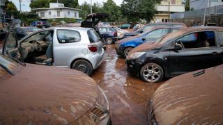 Πλημμύρες Μαρούσι: «Προτεραιότητά μας οι ανθρώπινες ζωές», λέει ο Καραμέρος