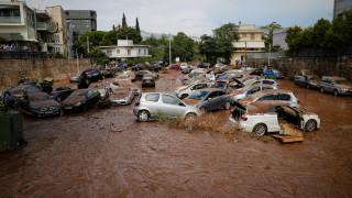 Πλημμύρες Μαρούσι: Η περιφέρεια Αττικής είναι αποκλειστικά υπεύθυνη, λέει ο Πατούλης