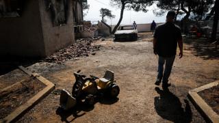 Πρόσθετα μέτρα από το υπουργείο Εργασίας για τους πληγέντες των πυρκαγιών
