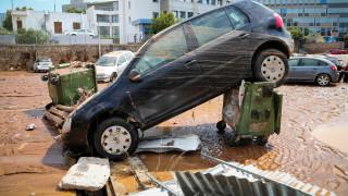 Κόντρα Καραμέρου-Πατούλη για τις πλημμύρες στο Μαρούσι