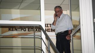 Τόσκας: Υπέβαλα την παραίτησή μου στον πρωθυπουργό, δεν έγινε αποδεκτή