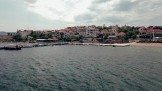 Αμμουλιανή: Το πετράδι της Χαλκιδικής