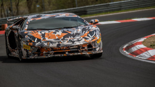 Η Lamborghini Aventador SVJ είναι η νέα κάτοχος του ρεκόρ στο Nürburgring (Video)