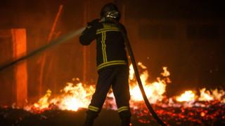 Εξάμηνο βρέφος «χάθηκε» στην πυρκαγιά ενώ ο πυροσβέστης πατέρας του επιχειρούσε στο Μάτι
