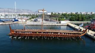 Ένδοξα Πλοία του Πολεμικού Ναυτικού: Τριήρης Ολυμπιάς