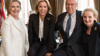 """Χίλαρι Κλίντον, Κόλιν Πάουελ & Μαντλίν Ολμπράιτ guest star στo """"Madam Secretary"""""""
