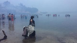 «Ήταν σαν τον Τιτανικό»: Η μαρτυρία Βρετανίδας που επιβίωσε της φονικής πυρκαγιάς στο Μάτι