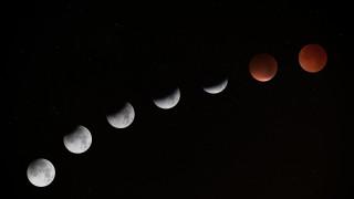 Το «ματωμένο» φεγγάρι: Η μεγαλύτερη σεληνιακή έκλειψη του 21ου αιώνα