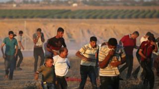 Νέες συγκρούσεις στη Γάζα: Νεκροί δύο Παλαιστίνιοι