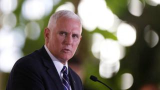 ΗΠΑ: Συνάντηση Πενς με τον πρωθυπουργό της Αιθιοπίας