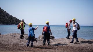 Παραλία Σχοινιά: Διασώστες ψάχνουν αγνοούμενους από τη φονική φωτιά στο Μάτι