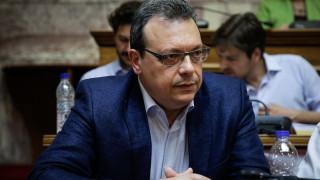 Σ. Φάμελλος: Θα αποκαταστήσουμε άμεσα τον δημόσιο χαρακτήρα του αιγιαλού