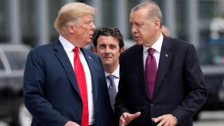 Αδιάλλακτος ο Ερντογάν παρά την απειλή της Ουάσινγκτον να επιβάλλει κυρώσεις στην Άγκυρα