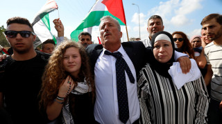 «Η αντίσταση συνεχίζεται»: Ελεύθερη αφέθηκε η Άχεντ Ταμίμι
