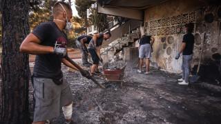 ΕΥΔΑΠ: Άριστη η ποιότητα νερού στις πυρόπληκτες περιοχές