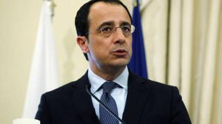 Χριστοδουλίδης: Βρισκόμαστε στην κρισιμότερη περίοδο της ιστορίας του Κυπριακού