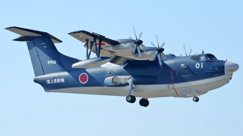 Bloomberg: Ενδιαφέρον της Ελλάδας για αγορά ιαπωνικών πυροσβεστικών αεροσκαφών