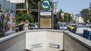 Κακοκαιρία: Κλειστός ο σταθμός Πανόρμου του μετρό λόγω συσσώρευσης υδάτων