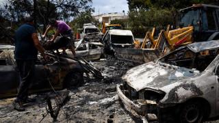 Φωτιά Αττική: Κατατέθηκε η πρώτη μήνυση για τη φονική πυρκαγιά στο Μάτι