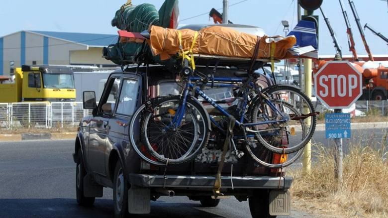 Αυτός είναι ο σωστός τρόπος να φορτώσεις το αυτοκίνητο για τις διακοπές