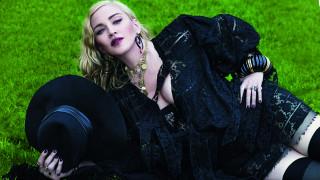 Μαντόνα: στη νέα της Εδέμ, τη Λισαβόνα για τη Vogue Italia