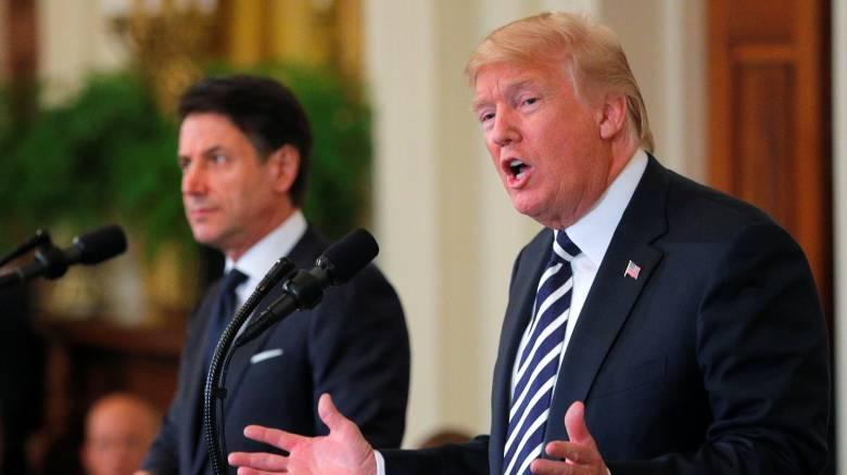 ΗΠΑ: Νέες απειλές Τραμπ για διακοπή λειτουργίας του ομοσπονδιακού κράτους