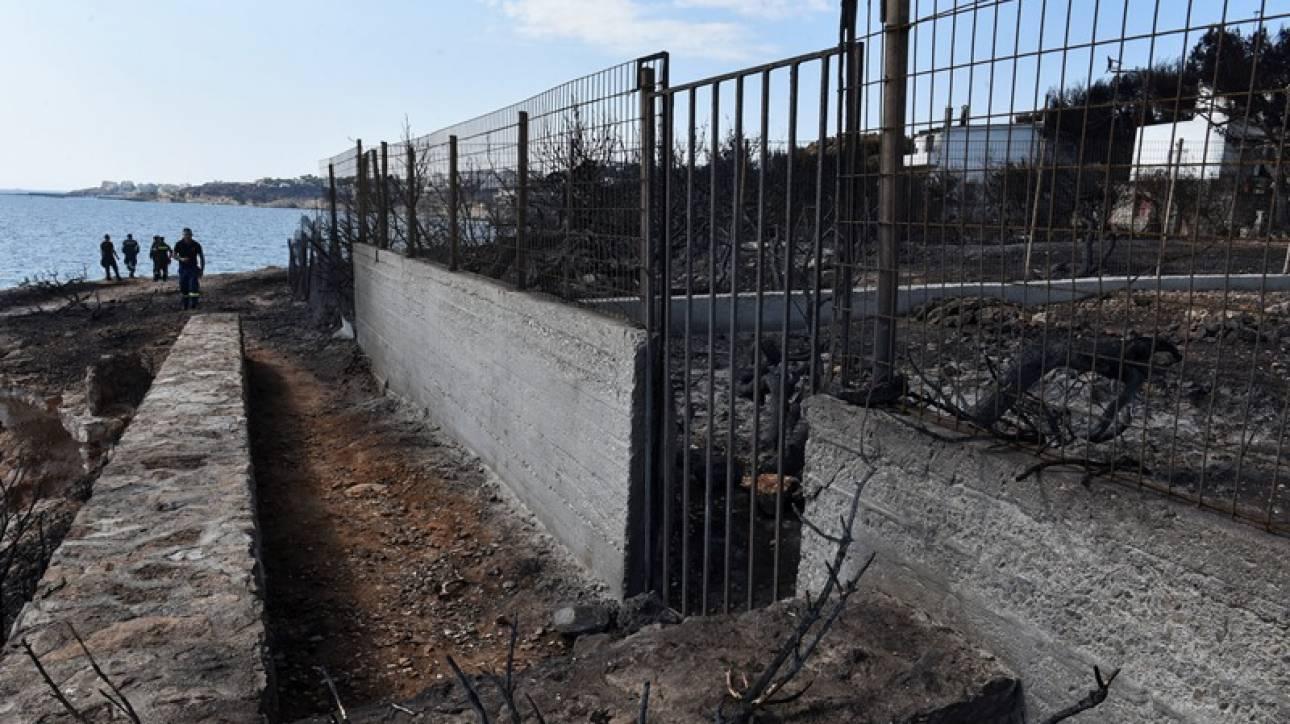 Φωτιές Αττική: Αίτημα Κοντονή να στραφούν οι έρευνες στα αυθαίρετα