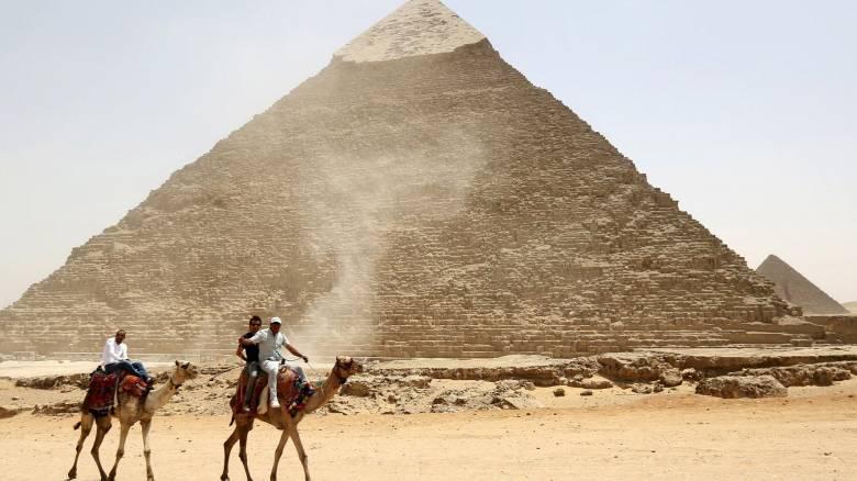 Έρευνα: Η Μεγάλη Πυραμίδα της Γκίζας μπορεί να συγκεντρώσει ηλεκτρομαγνητική ενέργεια