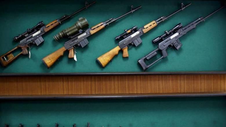 ΗΠΑ: Δικαστικό «μπλόκο» στη διάθεση 3D όπλων μέσω διαδικτύου