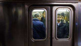 Έρευνα: Μια διαδρομή με το μετρό αρκεί για να «μαζέψει» κανείς όλα τα μικρόβια της πόλης