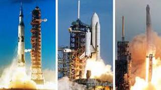 60 χρόνια NASA μέσα σε 2'