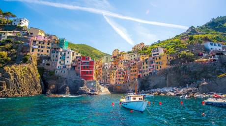 Cinque Terre: Τα πέντε χωριά της Ιταλικής Ριβιέρας