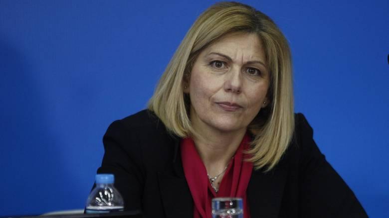 Κατέθεσε στην εισαγγελέα για τη φονική πυρκαγιά η περιφερειακή σύμβουλος Ιωάννα Τσούπρα