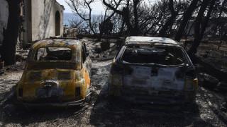 Φωτιές Αττική: Συνελήφθη εμπρηστής στο Μαραθώνα