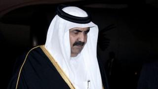 Στην Κέρκυρα ο πρώην εμίρης του Κατάρ
