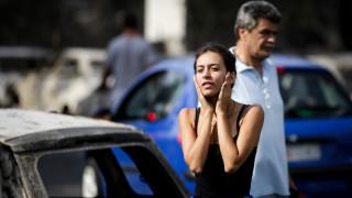 Φωτιά Αττική: Αποκαλυπτικοί του χάους οι διάλογοι των αστυνομικών την ώρα της πυρκαγιάς