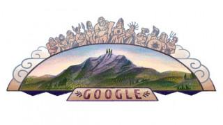 Στον μοναδικό Όλυμπο αφιερώνει η Google το σημερινό της doodle